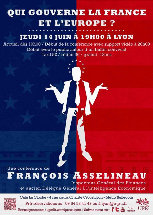 Affiche Qui gouverne la France